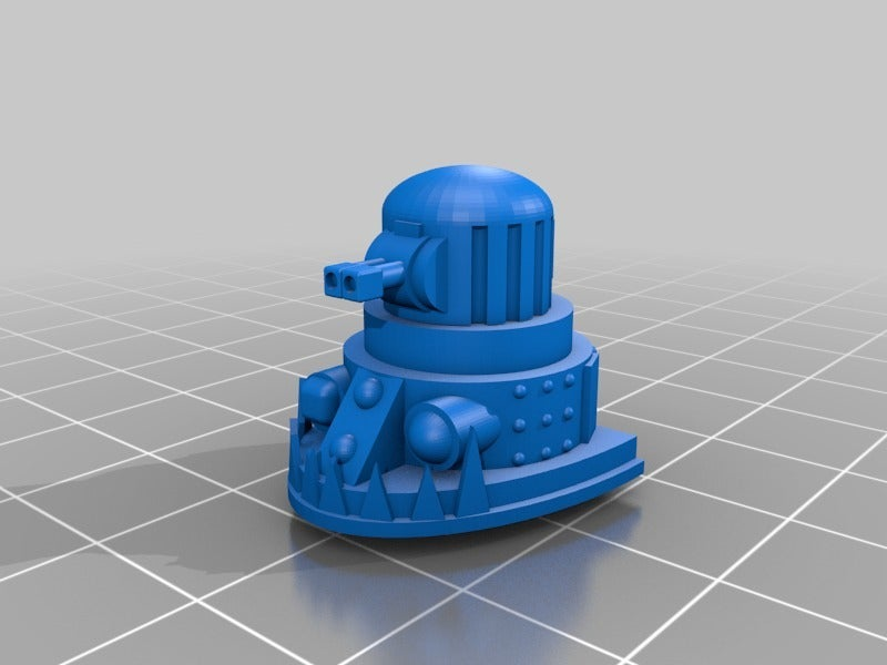 9fed6d2b77d22f7dc1fd5e7fade14900.png Download free STL file Extra Weapons and Heads for the Great Gargant proxy in epic scale • 3D printable object, redstarkits