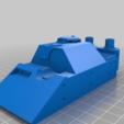 Descargar Modelos 3D para imprimir gratis Pistola de asalto Ork / Orcos Juego de ciencia ficción de 28mm, redstarkits