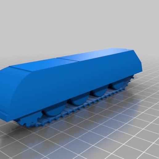 1fa3a0f9869867e19406863dcffa4132.png Télécharger fichier STL gratuit ork / orc Flak tank 28mm wargames véhicule • Modèle imprimable en 3D, redstarkits