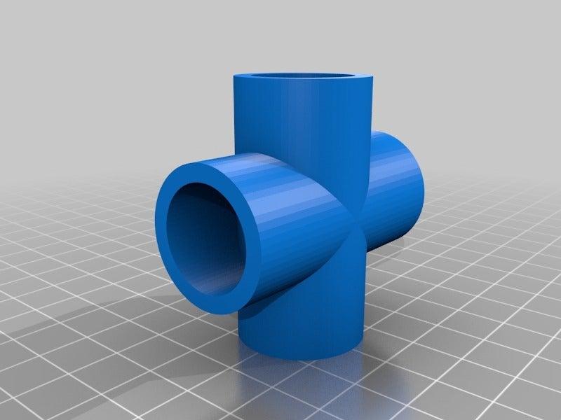 763f8683e7d734fefeaab2c3a028e449.png Télécharger fichier STL gratuit Sci-fi Réseau de tuyaux modulaire pour les paysages de wargaming • Objet à imprimer en 3D, redstarkits