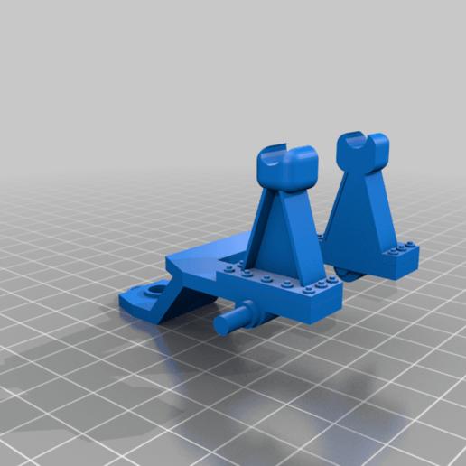 high_gun_carridge.png Télécharger fichier STL gratuit Orc / ork Zapper / Zzzap gun 28mm wargames • Design pour impression 3D, redstarkits