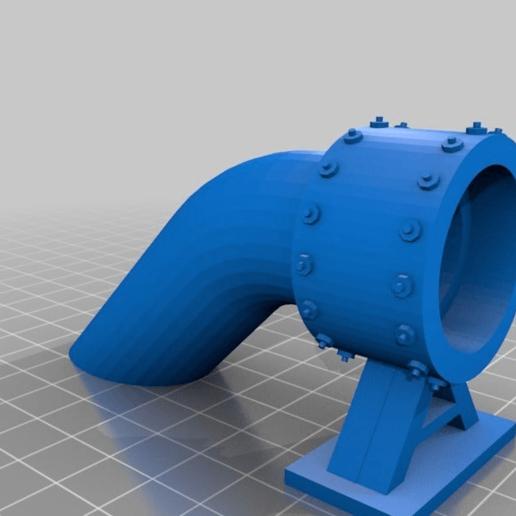 0df832330bf137b39377e575eeb2b667.png Télécharger fichier STL gratuit Sci-fi Réseau de tuyaux modulaire pour les paysages de wargaming • Objet à imprimer en 3D, redstarkits