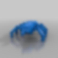 Télécharger fichier imprimante 3D gratuit Fourmi de feu Projection de flammes / liquide porteur marcheur de science-fiction pour les wargames de science-fiction 28mm ou la fabrication de mdel de science-fiction, redstarkits