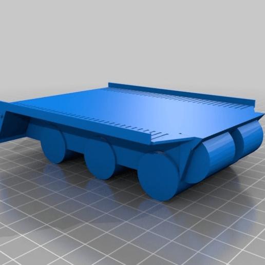 4ca5d034f96ac2b4d951208f343d91bc.png Télécharger fichier STL gratuit Demi-châssis de forteresse de combat mobile orque / orque • Design à imprimer en 3D, redstarkits