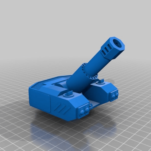 98afcdfc9b65fb84c9ec4da1ac3acc6d.png Download free STL file Heavy Mortar turret for 28mm wargames. Warhammer, warpath ect • 3D print object, redstarkits