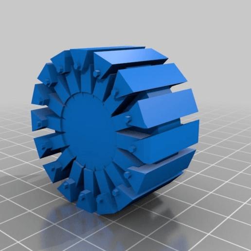 7135f134eb3f8b152106f64d0877866d.png Télécharger fichier STL gratuit Roues alternatives pour ork half track • Modèle imprimable en 3D, redstarkits