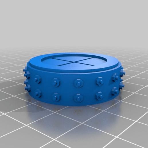 692b92c25c71bdcd6a1ec7bbc9749ae8.png Télécharger fichier STL gratuit Sci-fi Réseau de tuyaux modulaire pour les paysages de wargaming • Objet à imprimer en 3D, redstarkits