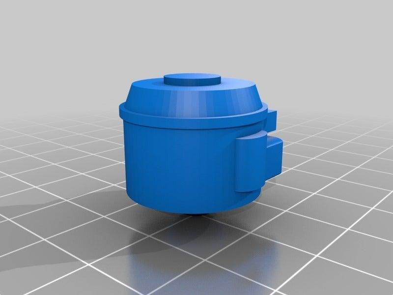 80c9ddbbee94b2a5bc8db39c69a923a8.png Télécharger fichier STL gratuit Ork Mega Gargant Epic 40k proxy model 6mm Titanicus • Modèle pour imprimante 3D, redstarkits