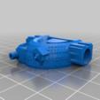 Télécharger fichier impression 3D gratuit Ork Great Gargant 6mm Epic Scale Proxy model, redstarkits