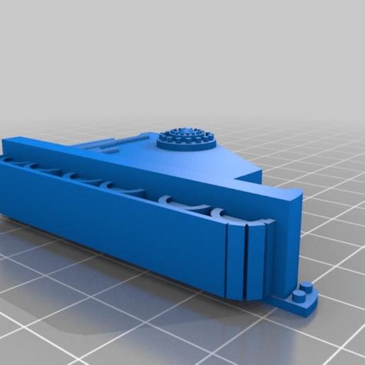 20cb641ea1ca191aa1803a1a32d2a2cd.png Télécharger fichier STL gratuit Ork Mega Gargant Epic 40k proxy model 6mm Titanicus • Modèle pour imprimante 3D, redstarkits