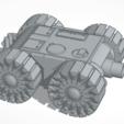 Download free 3D printer model 4 rad sturmwagen, redstarkits