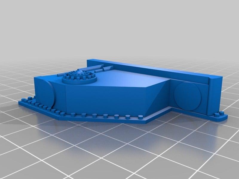 b3630898b38f4ccf2a3c34ce1d61f30e.png Télécharger fichier STL gratuit Ork Mega Gargant Epic 40k proxy model 6mm Titanicus • Modèle pour imprimante 3D, redstarkits