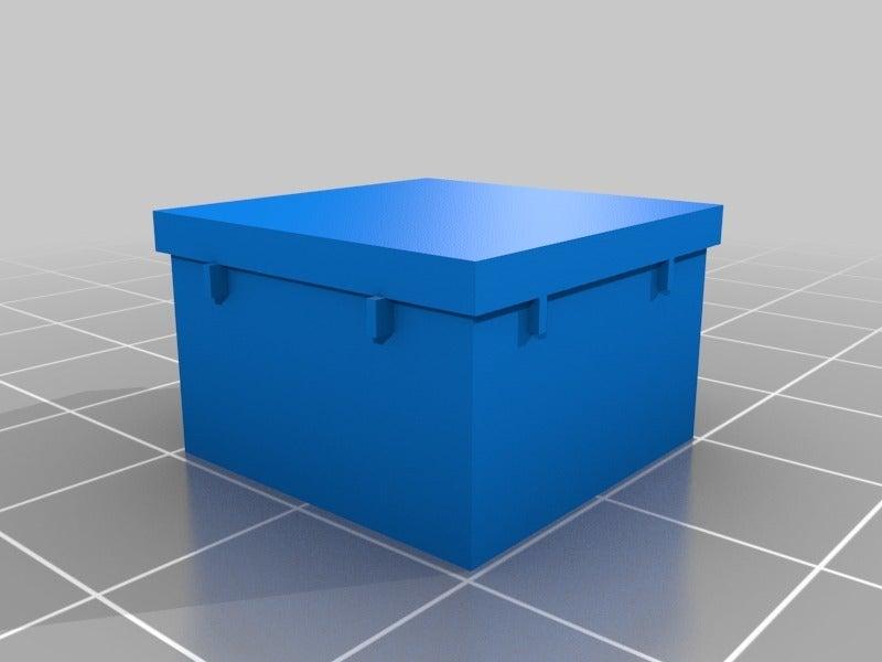 64aa1c20ff6c04e64a82a04314f664fc.png Télécharger fichier STL gratuit Véhicule utilitaire à fourmis à plat pour la fabrication de wargames ou de mdel de science-fiction de 28 mm • Modèle pour imprimante 3D, redstarkits