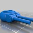 Download free 3D printer model Split parts and alternative parts for Epic ork  mega gargant proxy, redstarkits