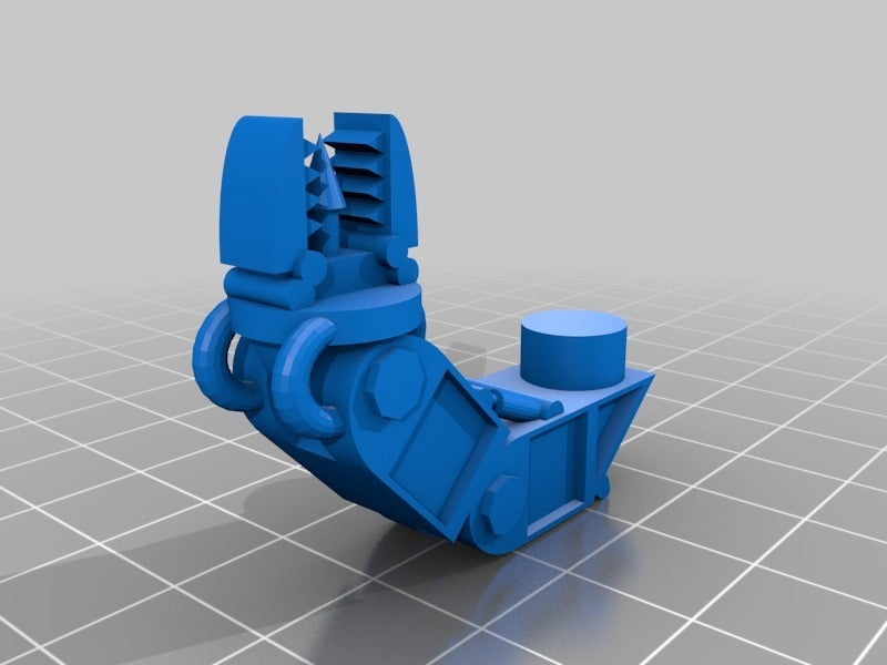 a85410db0bcfe6bd2c75db9836db2ff8.png Download free STL file Extra Weapons and Heads for the Great Gargant proxy in epic scale • 3D printable object, redstarkits