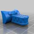 668882110595796676be52399c21c9f6.png Télécharger fichier STL gratuit Ork Great Gargant 6mm Epic Scale Proxy model • Objet à imprimer en 3D, redstarkits
