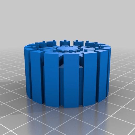 5e499071f38d168624742fc97726fbde.png Télécharger fichier STL gratuit Demi-châssis de forteresse de combat mobile orque / orque • Design à imprimer en 3D, redstarkits