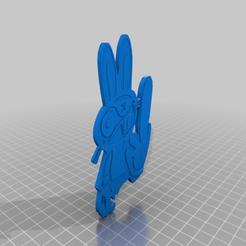 Download free 3D printer designs rabbit drift, josezalseva