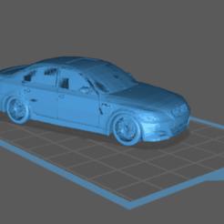 Télécharger fichier STL gratuit BMW M5 • Plan pour impression 3D, colcloan