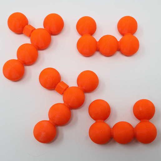Download 3D printing designs Y-U Tetrahedron Puzzle, gibell