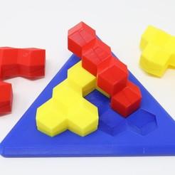 Télécharger objet 3D gratuit Le tétraèdre de Stan, gibell