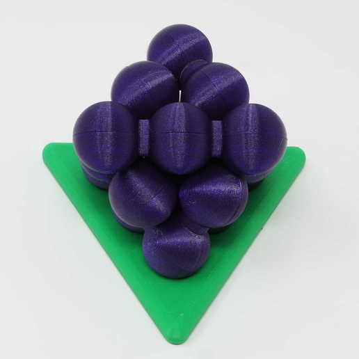 Download 3D printer model Silly Octahedron Puzzle, gibell