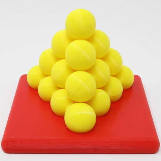 Download free 3D printer model Perplexing Pyramid Puzzle, gibell