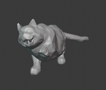 cat.PNG Download free STL file Cat Playing • 3D printer object, hertelandrey