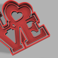 love.png Download free STL file Love Cutter • Design to 3D print, pc3dtepic