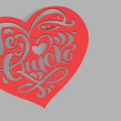 Imprimir en 3D gratis Stencil para decorar, pc3dtepic