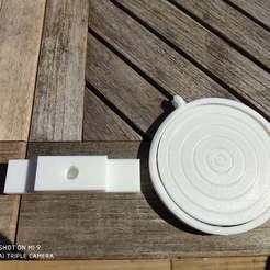 Download 3D printing designs Rotating target Airsoft / Airsoft Target, mrsqarvc