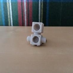 Télécharger plan imprimante 3D gatuit Robots d'invation, JanisBruchwalski