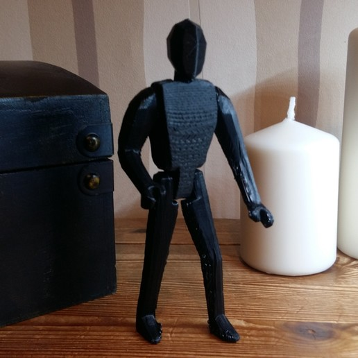 Download free 3D print files Action figure, Janis_Bruchwalski