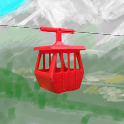 picture  (6).jpg Download free STL file Gondola lift  • 3D printable model, Janis_Bruchwalski