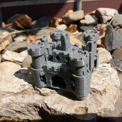picture (1).jpg Download free STL file Robot castle • 3D printer design, Janis_Bruchwalski