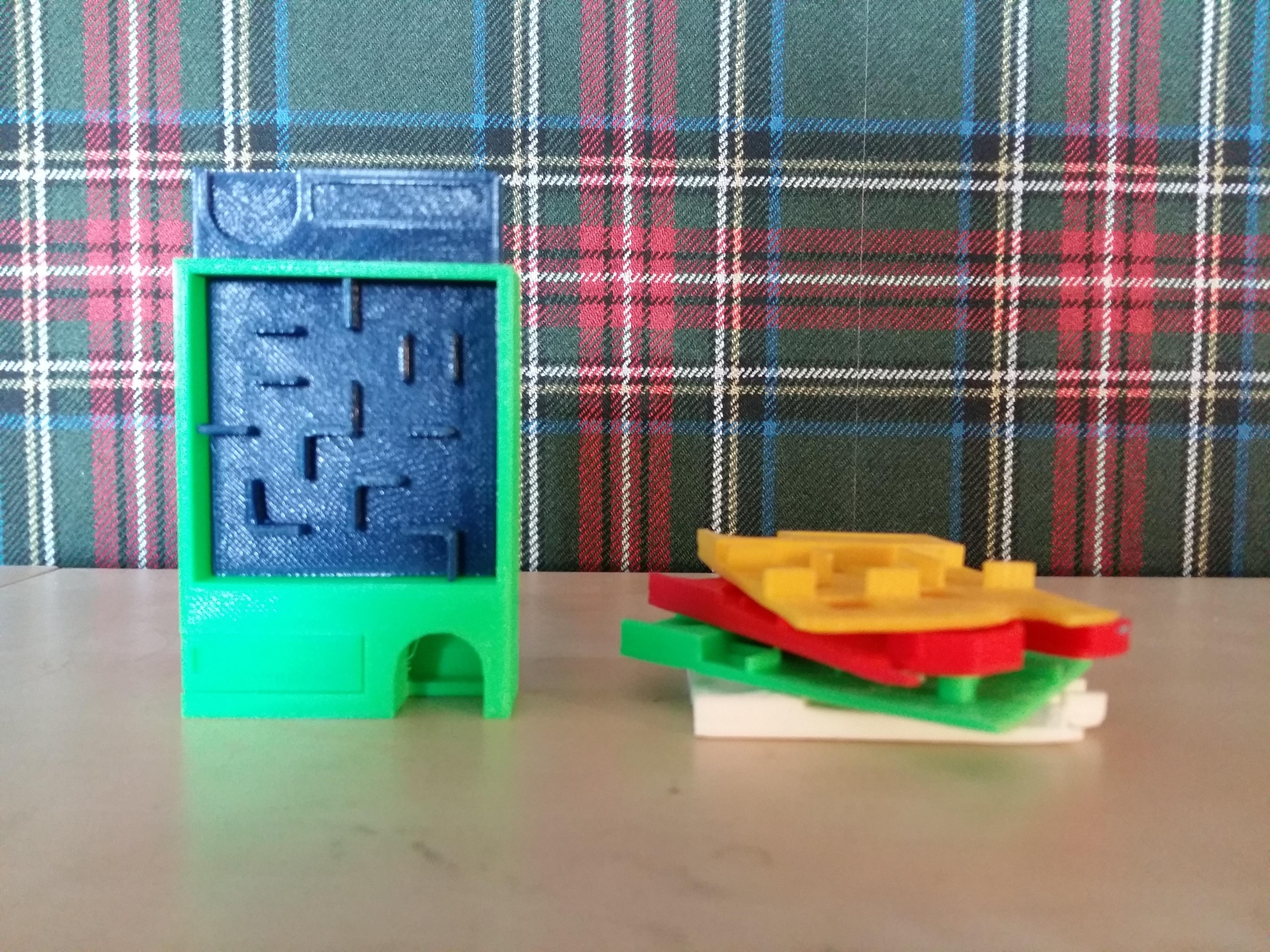 picture (7).jpg Download free STL file The MARBLE BOY • 3D printing model, Janis_Bruchwalski