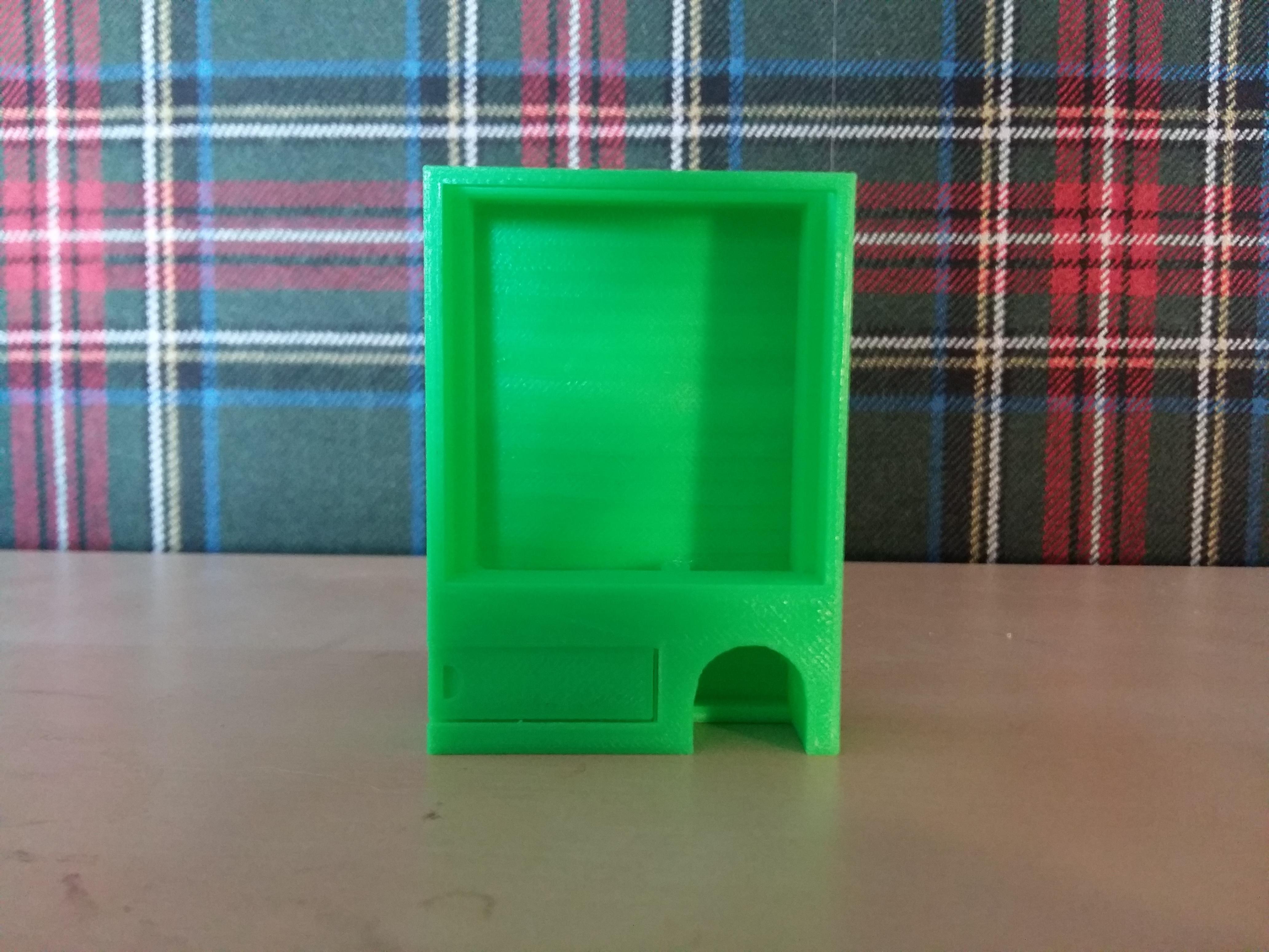picture (12).jpg Download free STL file The MARBLE BOY • 3D printing model, Janis_Bruchwalski