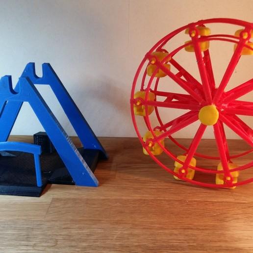 picture (6).jpg Télécharger fichier STL La grande roue • Plan pour imprimante 3D, Janis_Bruchwalski