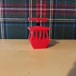 Descargar Modelos 3D para imprimir gratis Elevador de góndola, JanisBruchwalski