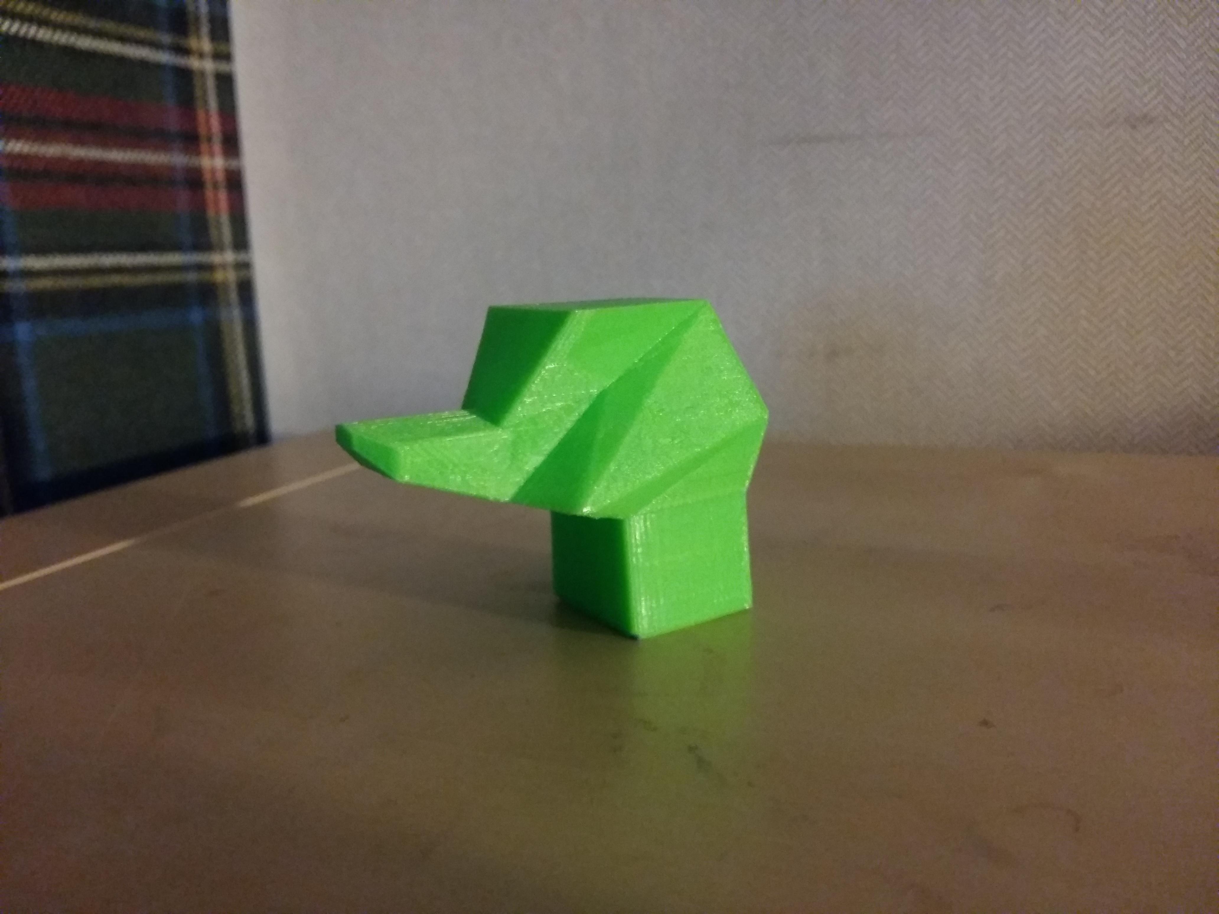 picture (2).jpg Télécharger fichier STL gratuit Tête de canard • Objet pour impression 3D, Janis_Bruchwalski