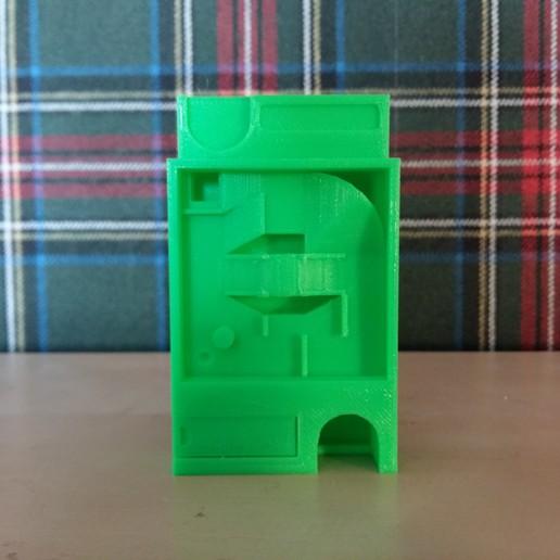 picture (10).jpg Download free STL file The MARBLE BOY • 3D printing model, Janis_Bruchwalski