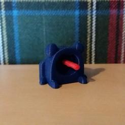 Télécharger fichier 3D gratuit Grenouille-jouet, JanisBruchwalski