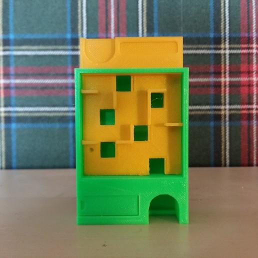 picture (8).jpg Download free STL file The MARBLE BOY • 3D printing model, Janis_Bruchwalski
