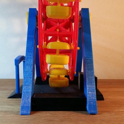 picture (4).jpg Télécharger fichier STL La grande roue • Plan pour imprimante 3D, Janis_Bruchwalski