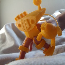 picture (4).jpg Download free STL file Finger conrolled Robot  • Object to 3D print, Janis_Bruchwalski