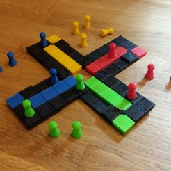 Download free 3D print files Expandable Ludo, Janis_Bruchwalski