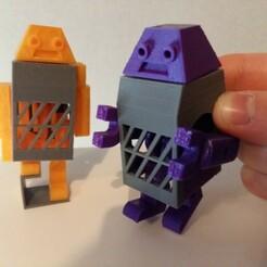 picture.jpg Download STL file Robot • 3D printable object, Janis_Bruchwalski