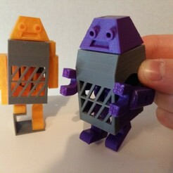 picture.jpg Télécharger fichier STL Robot • Design imprimable en 3D, Janis_Bruchwalski