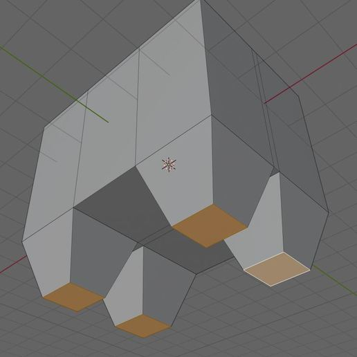 Cow 4.JPG Download free STL file Cow • 3D printing object, Janis_Bruchwalski