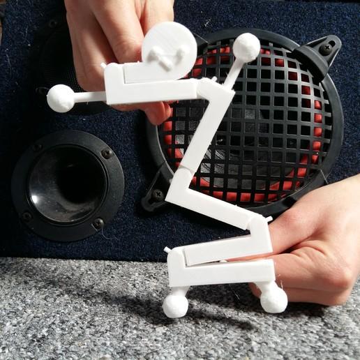 picture (1).jpg Download free STL file Dance Man • 3D printer template, Janis_Bruchwalski